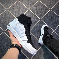 Nike Air Force One Equality Black White Men Sneaker