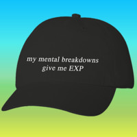 Breakdown EXP Cap