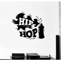 Vinyl Wall Decal Hip Hop Graffiti Spray Balloon Teenage Room Decor Stickers Mural (ig5248)