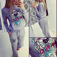New fashion Tracksuit Women Set Women Clothing Sport Suits [7863964807]