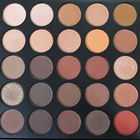 Morphe Brushes 350 - 35 Color Nature Glow Eyeshadow Palette