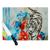 "Sonal Nathwani ""Tiger"" Cutting Board"