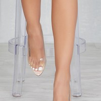 Exclusive: Lilly Transparent Pump