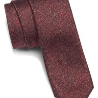 Men's Topman Speckled Tie