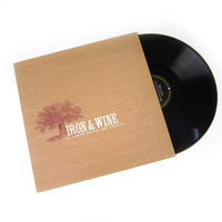 Iron & Wine: The Creek Drank The Cradle Vinyl LP
