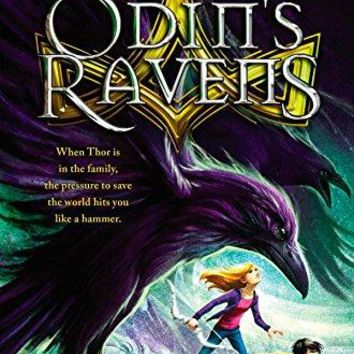 Odin's Ravens Blackwell Pages Reprint