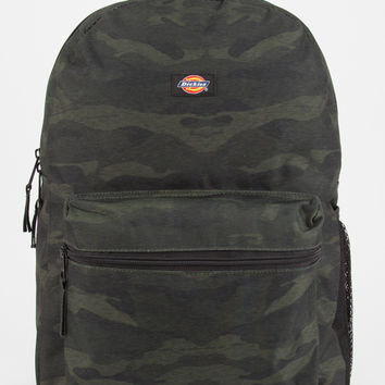 DICKIES Camo Student Backpack | Laptop Backpacks
