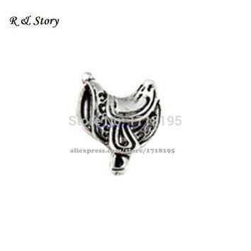 Horse Saddle floating charm for your Floating lockets LFC_781