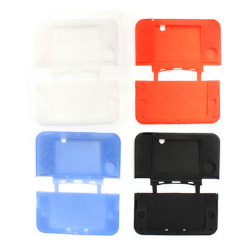 Soft Silicone Protector Case Cover Skin For New Nintendo 3DS LL XL