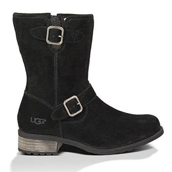 UGG Australia Womens Chaney Closed Toe Cold Weather Boots UGG boots women black