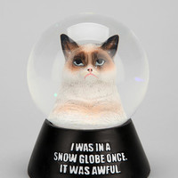 Grumpy Cat Snow Globe - Urban Outfitters
