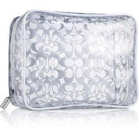 ONETOW Online Only FREE Cosmetic Bag w/any $85 COACH purchase