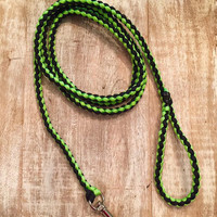 Frankenstein dog leash