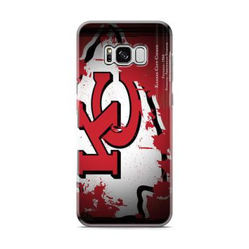 Kansas City Chiefs Samsung Galaxy S8 | Galaxy S8 Plus case