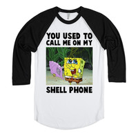 Spongebob's Shell Phone