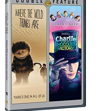 Where the Wild Things Are / Charlie and the Chocolate Factory