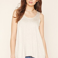 Contemporary Knotted Tank Top