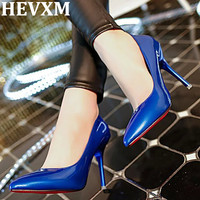 6 Colors Pointed High Heels