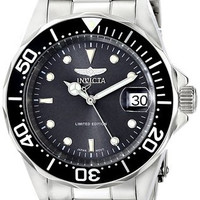 Invicta Men's Pro Diver Stainless Steel Watch