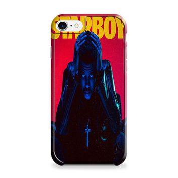 The Weeknd Starboy iPhone 7 | iPhone 7 Plus Case