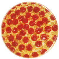 PIZZA COMPACT MIRROR