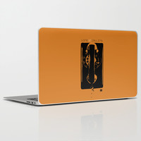 London Calling Laptop & iPad Skin by Matt Irving