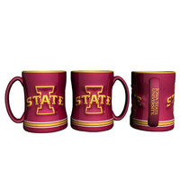 Iowa State Cyclones NCAA Coffee Mug - 15oz Sculpted (Single Mug)