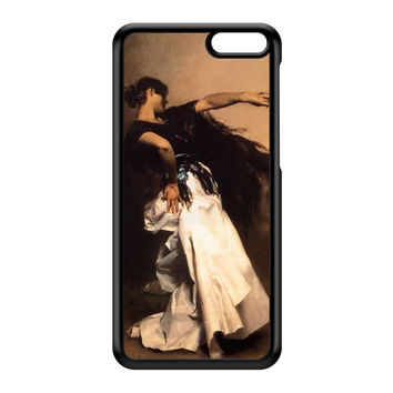 Spanish Dancer by John Singer Sargent Black Hard Plastic Case for Amazon Fire Phone by Painting Masterpieces