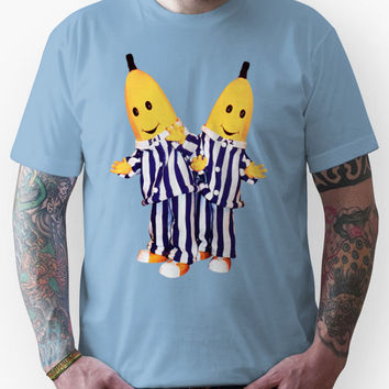 Bananas in Pajamas - B1 and B2 Unisex T-Shirt