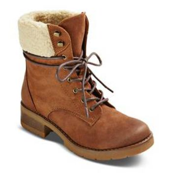 Women's Dez Shearling Style Boots - Mossimo Supp... : Target