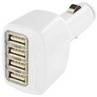 Car Charger Adapter (4-Port) -