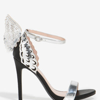 Wings Fly High Heel