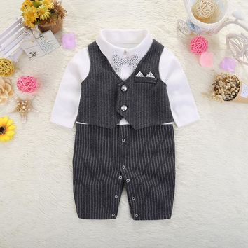 new born baby clothes boy sets baby rompers long sleeve jumpsuit 1 months 3 cotton baby clothing my first birthday roupa de bebe