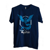 Team Mystic Men Tshirt tee