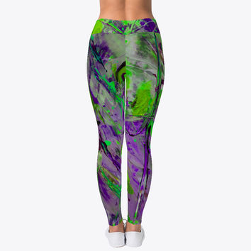 Neon Jungle Leggings
