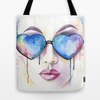 Another sunny day Tote Bag by Cora-Tiana