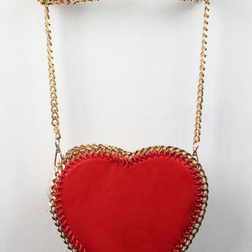 Heart Shape Novelty Bag | UrbanOG