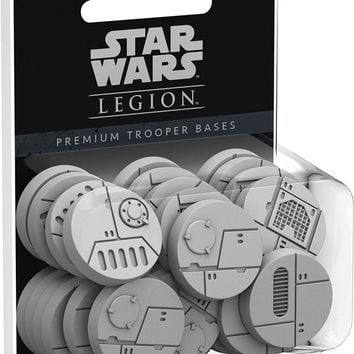 Star Wars: Legion - Premium Trooper Bases