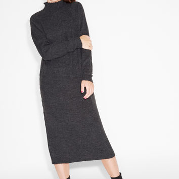 Monki | Dresses | Bottle neckline dress
