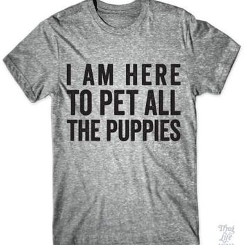 Pet All The Puppies