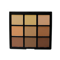 Morphe 9C Highlight Contour Palette