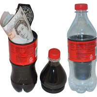 Coke / Diet Coke Stash Bottle
