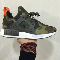 ADIDAS DUCK NMD XR1 Duck Camo Women Men Running Sport Casual Shoes Sneakers Camouflage Army green