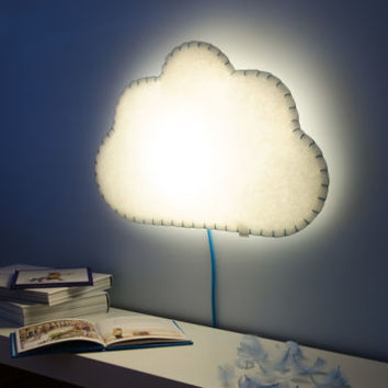 Soft Stitched Cloud Light