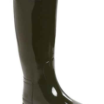 Hunter 'Original Refined' High Gloss Rain Boot (Women) | Nordstrom