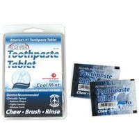 Flight 001 |  TOOTHPASTE TABLETS - Essentials - All Products