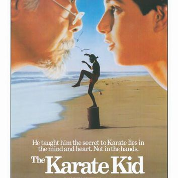 The Karate Kid 27x40 Movie Poster (1984)