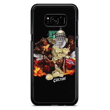 Culture Migos Samsung Galaxy S8 Case