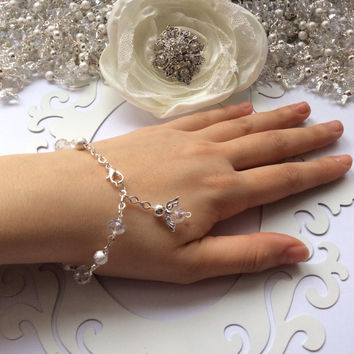 15 pcs Angel Silver Bracelets First communion favors, baptism, christening, Recuerditos Bautizo