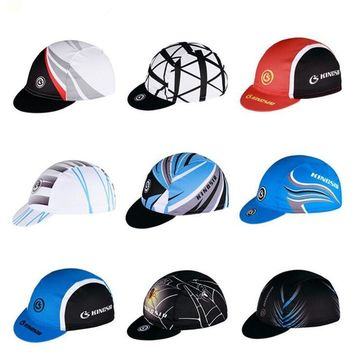 Men hat Bike Helmet Multicolor cap Free Size ciclismo bicicleta Men 2018 hats Bandanas Anti-sweat Headwear Bicycle Cycling Caps